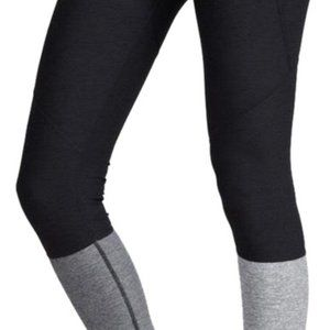 Outdoor Voices TechSweat 7/8 Dipped Leggings